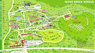 グリーン牧場地図