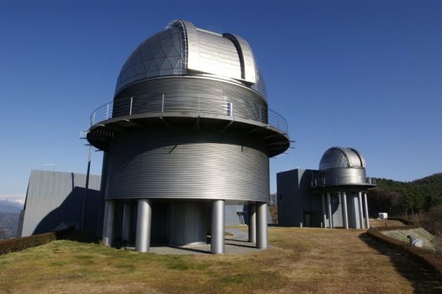 ぐんま天文台(1)(高山村)