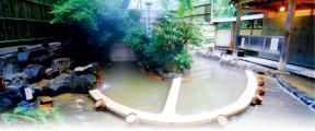 黄金の湯  場所:伊香保温泉湯元