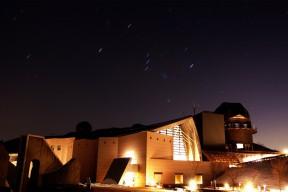 天文台 夜(高山村)